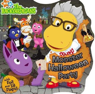 Monster Halloween Party [BACKYARDIGANS MONSTER HA-BOARD]