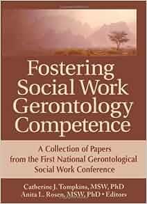gerontology essay