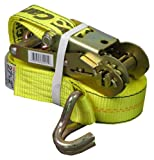 CargoLoc 82291 2-Inch by 27-Feet Ratchet Tie Downs