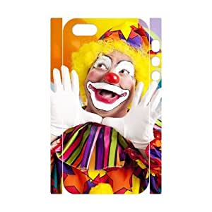 Clown Phone Case For iPhone 5,5S [Pattern-2]