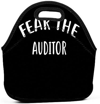 XCNGG Camiseta de Fear The Auditor para auditores, camisa ...
