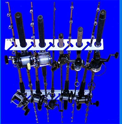 ColdTuna Ultimate Rod Sitter - 10 Fishing Rod Storage Rack