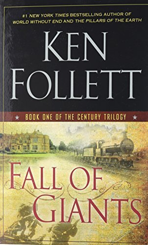 By Ken Follett Fall of Giants (The Century Trilogy) (Lrg) [Hardcover]