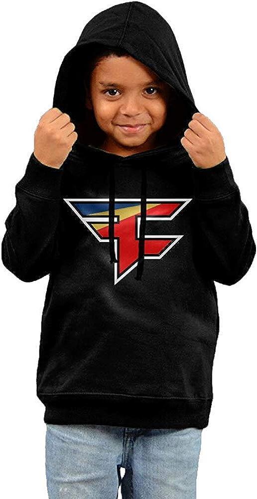 NR Faze Clan Logo Boys Hoodies Sweatshirt