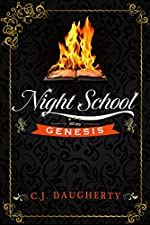 Night School: Genesis (Cimmeria Academy YA thrillers Book 1)