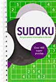 Book - Sudoku (Ultimate Spiral Puzzles)