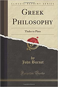 Best books about greek philosophy
