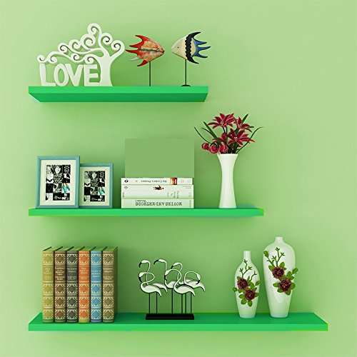 Wall bookshelve Walls Shelve Mono separators Shelve Wall shelve Walls Hanging Living Room Decorative laminates by Shelf