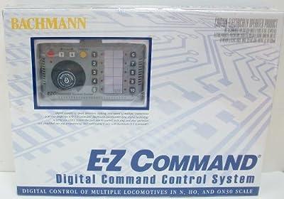 Bachmann Trains E-Z Command Digital Command Controller by Bachmann Industries Inc