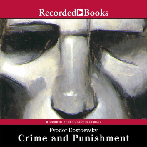 Crime and Punishment (Recorded Books Edition) cover