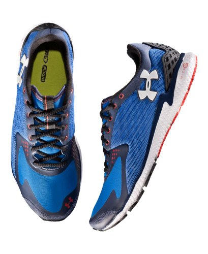 Under Armour Micro G Defy Running Shoes Blue / Navy / White cqPeCtj