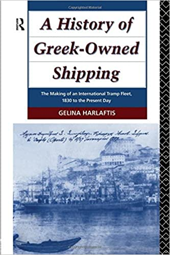 Amazon com: A History of Greek-Owned Shipping (Studies in