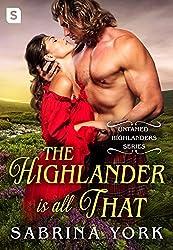 The Highlander Is All That (Untamed Highlanders)