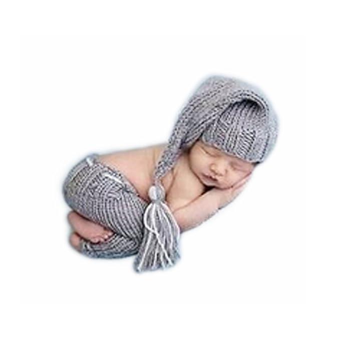 c82797645 Amazon.com: Auberllus Newborn Baby Photography Props Boy Girl Photo ...