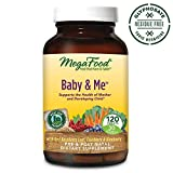 MegaFood, Baby & Me, Prenatal and Postnatal Multivitamin, Dietary...