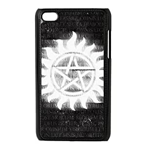 Custom Your Own Personalized Unique Supernatural Ipod Touch 4 Durable Case Cover