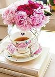 Royal Albert FBA_ Teacup and Tea Saucer, 6.5