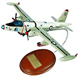 Mastercraft Collection Lockheed P2V-7 Neptune Maritime Patrol Anti-Submarine Warfare Plane Airplane USN Navy Model Scale:1/37