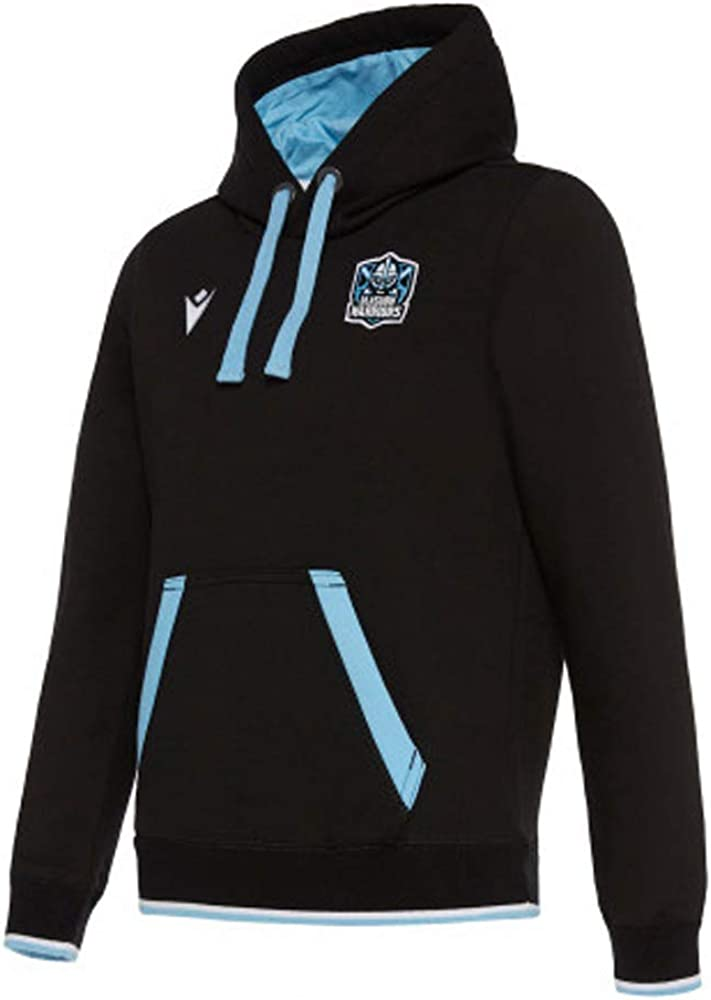 Glasgow Warriors Rugby Cotton Hoody