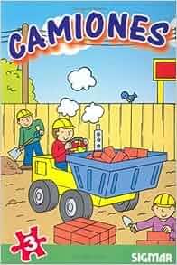 CAMIONES (En Marcha) (Spanish Edition): Sigmar: 9789501118346: Amazon