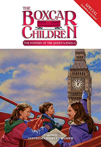 Librarika: The Great Shark Mystery (Boxcar Children Mystery