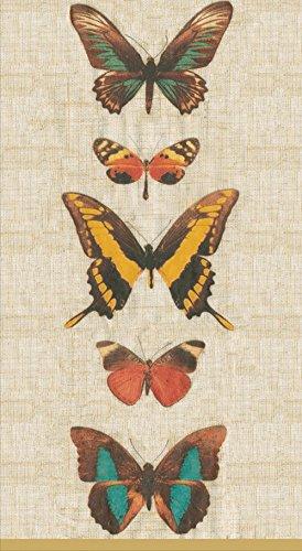 Butterflies Guest Towel