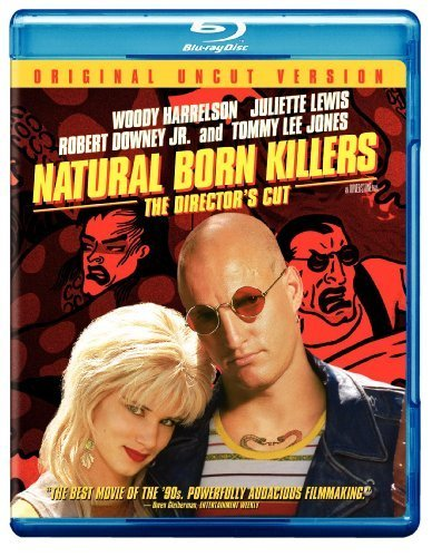 Natural Born Killers (Unrated Director's Cut) [Blu-ray] by Warner Home Video