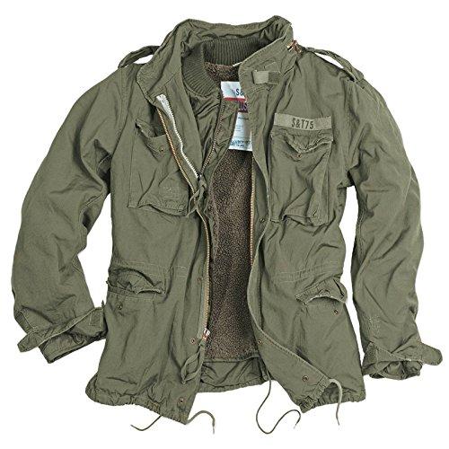 Ropa Chaqueta Regiment Hombre Delta Para es M65 Amazon Giant Y 8HxgTpwxq