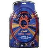 Q Power Super Flex 4-Gauge 3000-Watt Amplifier Wiring Amp Kit | 4GAMPKIT-SFLEX