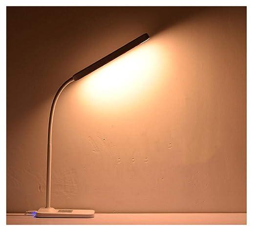 Luz de la radio del enchufe del USB de la lámpara de mesa de ...