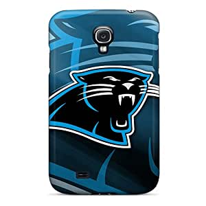 NataliaKrause Samsung Galaxy S4 Excellent Hard Phone Case Custom High-definition Carolina Panthers Pictures [Kyl187jVQs]