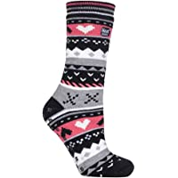 Heat Holders Women's Soul Warming Winter Warm Slipper Socks UK 4-8