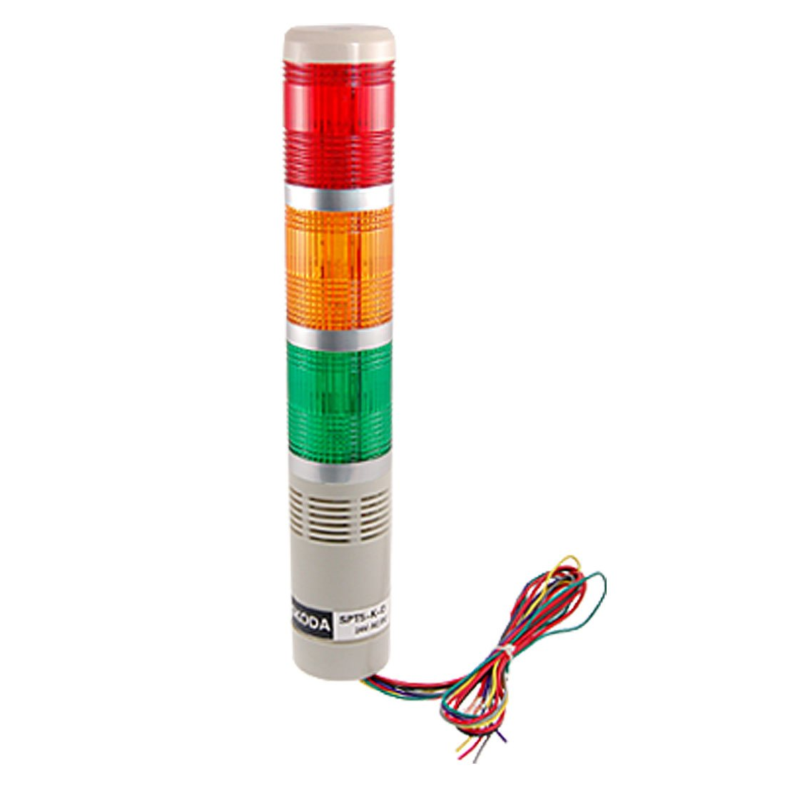 Perfect Uxcell Industrial Signal Tower LED Alarm Lamp, Red/Green/Yellow Light, DC,  24V: Amazon.com: Industrial U0026 Scientific