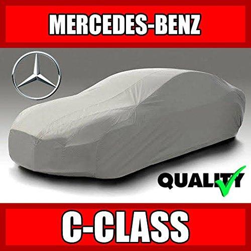 autopartsmarket Mercedes C-Class C230 C320 Coupe 2002 2003 2004 2005 Ultimate Waterproof Custom-Fit Car Cover