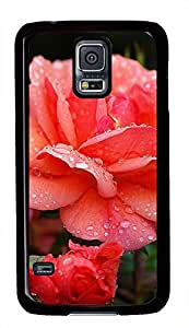 galaxy s5 case,custom samsung galaxy s5 case,Material¡ê?Drop Protection¡ê?Shock Absorbent,Dew and flowers