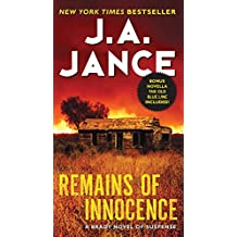 Remains of Innocence: A Brady Novel of Suspense (Joanna Brady Mysteries Book 16)