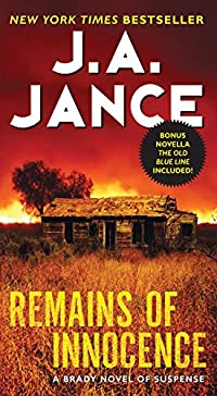 Remains Of Innocence by J. A. Jance ebook deal