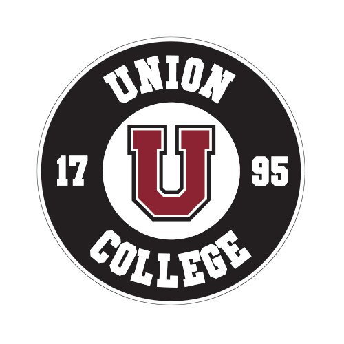 Union College Medium Decal 'Official Logo' by CollegeFanGear