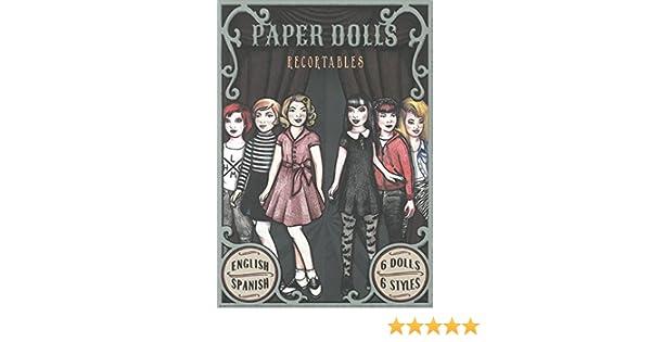 Paper Dolls. Recortables: Amazon.es: LOSADA BLANCO, SANDRA, DÍAZ ...