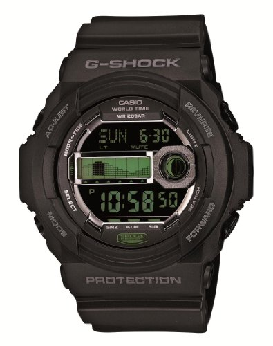 Casio G-SHOCK 30th Anniversary Collaboration Series 30th Annivarsary G-SHOCK~Channel Islands Limited Edition GLX-150CI-1JR (Japan Import)