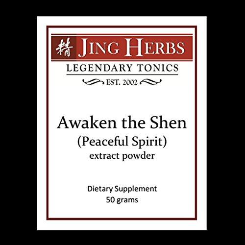 Cheap Jing Herbs Awaken The Shen Extract Powder 50 Grams