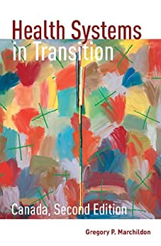 health systems in transition canada second edition pdf