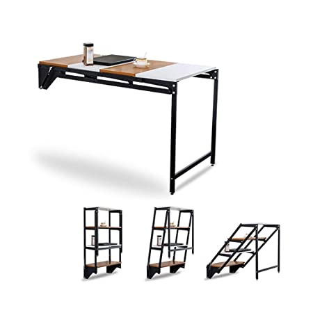 Folding Tables Mesa de Comedor de Mesa Plegable Multifuncional ...