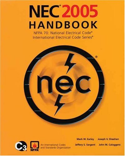 Pdf Home NEC 2005 Handbook: NFPA 70: National Electric Code; International Electrical Code Series