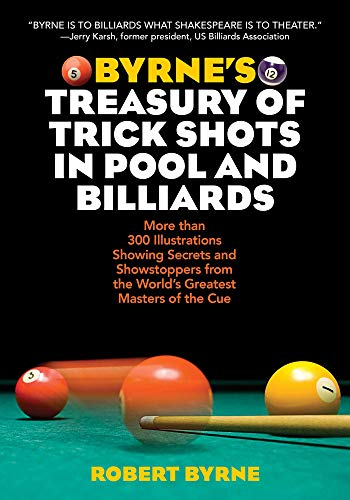 Byrne's Treasury of Trick Shots in Pool and ()