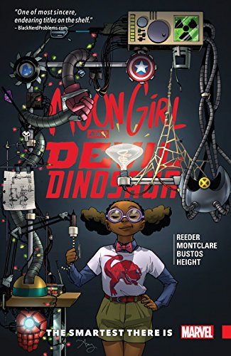 Moon Girl and Devil Dinosaur Vol. 3: The Smartest There Is (Moon Girl and Devil Dinosaur (2015-))