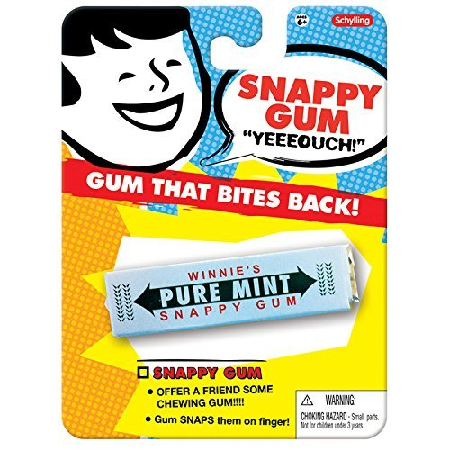 Jokes - Snappy Gum by Schylling