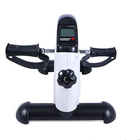 Mini Máquina Eléctrica De Entrenamiento Bicicleta Portátil Pedal ...