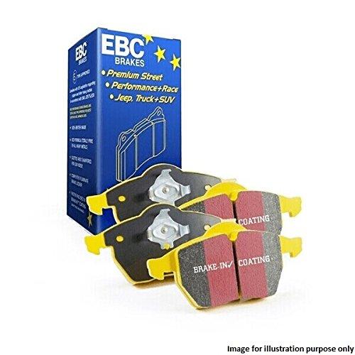 EBC Brake dp42228r Pastillas freno para uso Tr/áfico y trackday yellowstuff 4000/Series