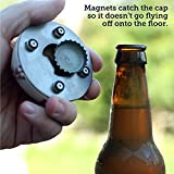 Baseball Coach Gift, Bottle Opene made from a real